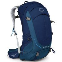 Osprey Stratos 34 Wanderrucksack Backpacking blau