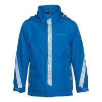 VAUDE Luminum Jacket Kinder Regenjacke blau