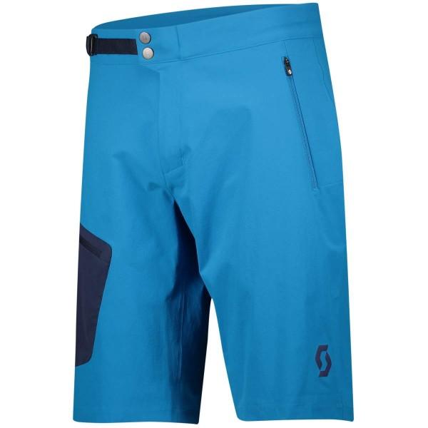 Scott Explorair Light Shorts blau