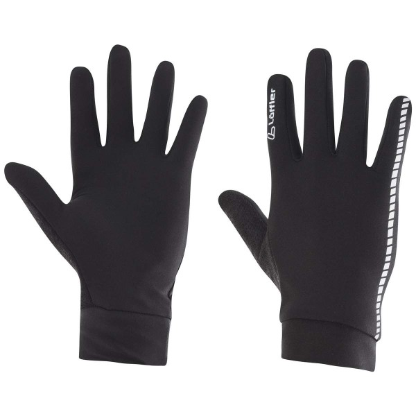 Löffler Thermo Gloves Funktions Handschuhe schwarz
