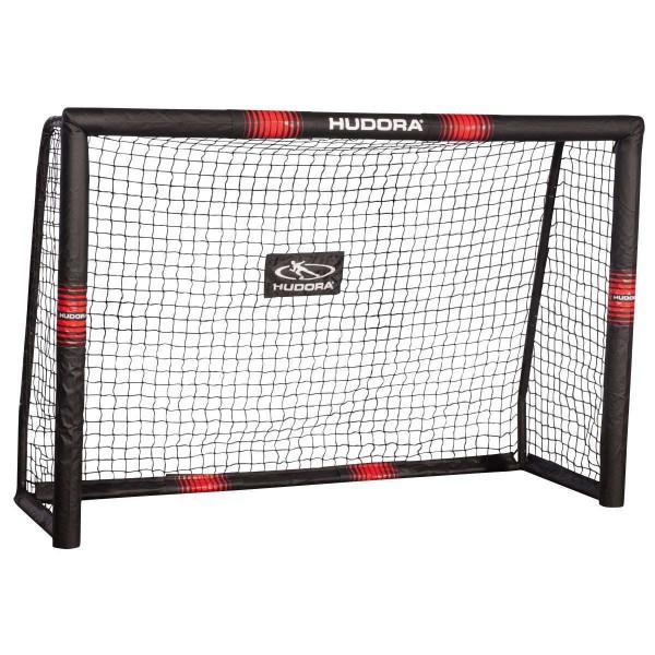 Hudora Soccer Goal Pro Tec 180 Fußballtor schwarz