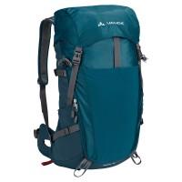 Vaude Brenta 25 Wanderrucksack Backpacking türkis