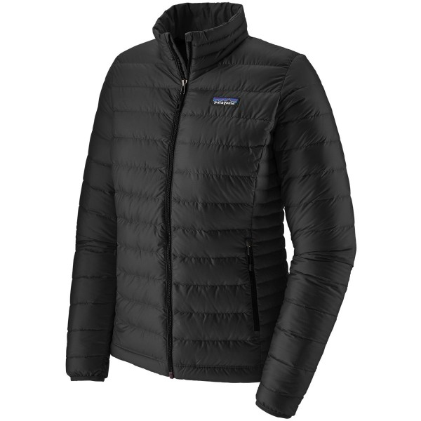 Patagonia Down Sweater Damen Daunenjacke schwarz