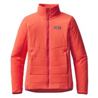 Patagonia Nano-Air Light Hybrid Jacket Damen Funktionsjacke rot