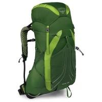Osprey Exos 38 Trekkingrucksack grün