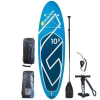Gladiator 10'8 iSUP Board Set mit Paddel 2018