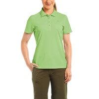 Maier Sports UIrike Damen Poloshirt grün