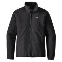 Patagonia Nano-Air Light Hybrid Jacket Funktionsjacke schwarz