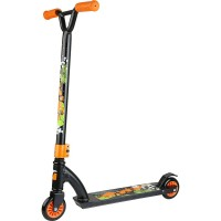 Stuf Game Scooter schwarz-orange