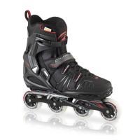 Rollerblade RB XL Inline Skates schwarz gelb