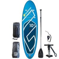 Gladiator 10'6 iSUP Board Set mit Paddel 2018