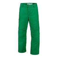 VAUDE Detective Zipp Off Pants II Kinder Trekkinghose grün - 92