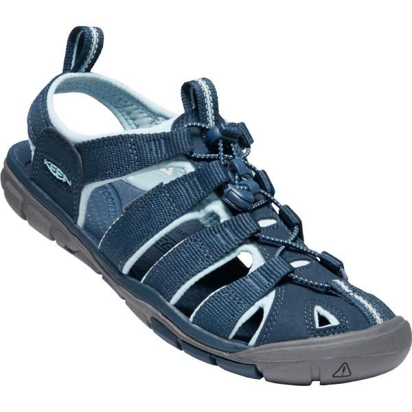 Keen Clearwater CNX Damen Sandalen blau