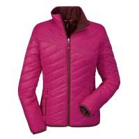Schöffel Ventloft Jacket Alyeska Damen Steppjacke pink