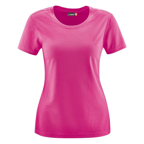 Maier Sports Waltraud Damen T-Shirt pink