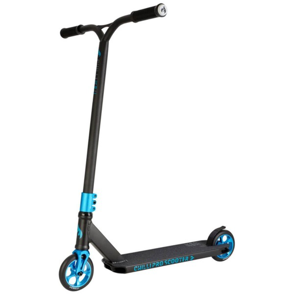 Chilli Reaper Reloaded Ghost blue Stuntscooter