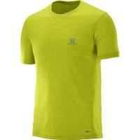 Salomon Explore SS TEE T-Shirt Funktionsshirt gelb