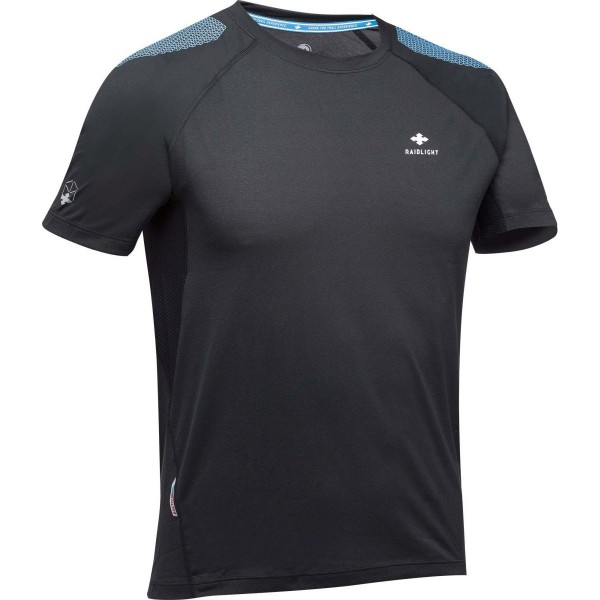 Raidlight Technical SS Top Laufshirt schwarz