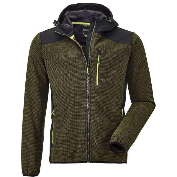 Killtec Combloux M Jacket Hybridjacke grün