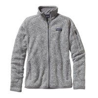 Patagonia Better Sweater Damen Fleecejacke grau