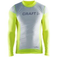 Craft Active Extreme 2.0 Brilliant WS CN LS Funktionsshirt langarm gelb