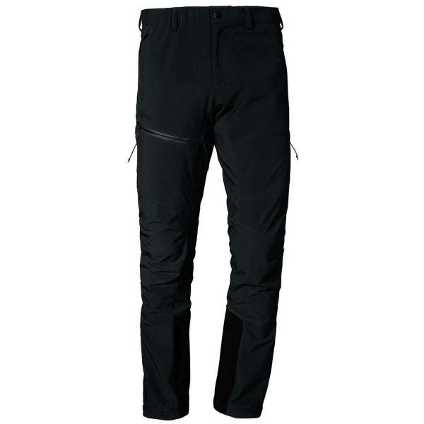 Schöffel Softshell Pants Rognon Tourenhose schwarz