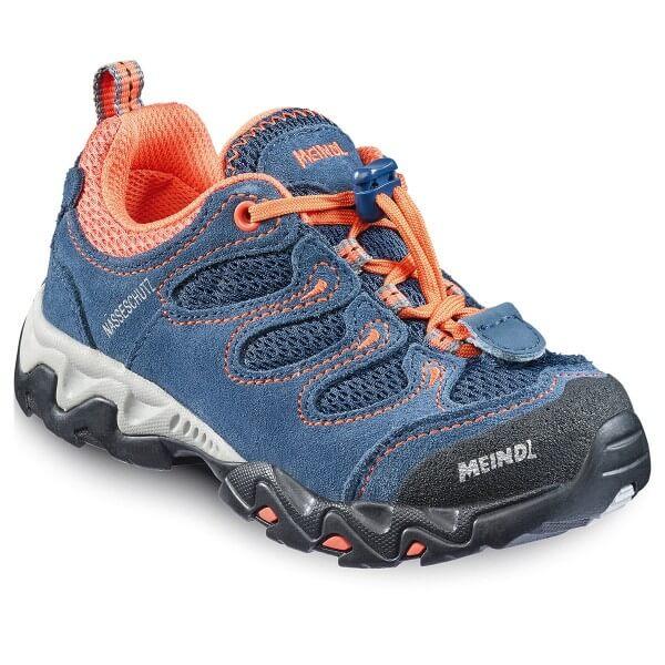 Meindl Tarango Junior Kinder Trekkingschuhe blau orange