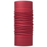 Buff High UV Portus Red Multifunktionstuch rot