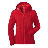 Schöffel Skopje ZipIn Jacket Damen Funktionsjacke rot