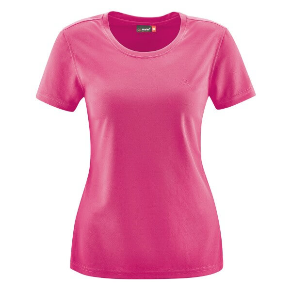 Maier Sports Waltraud Damen T-Shirt violet lila