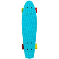 Choke Juicy Susi Skateboard Vinylboard Shady Lady cyan