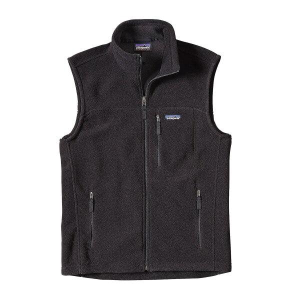 Patagonia Classic Synchilla Vest Fleeceweste schwarz