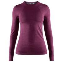 Craft Fuseknit Comfort Damen Langarmshirt purple rot