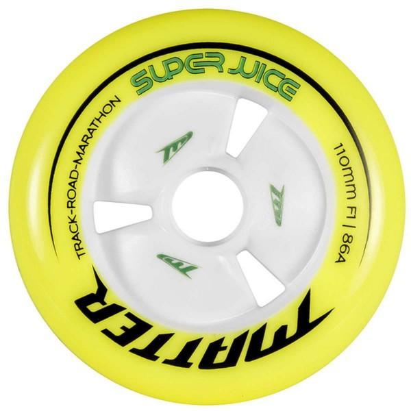 Matter Wheels Super Juice 110mm F1 Inline Skates Rolle