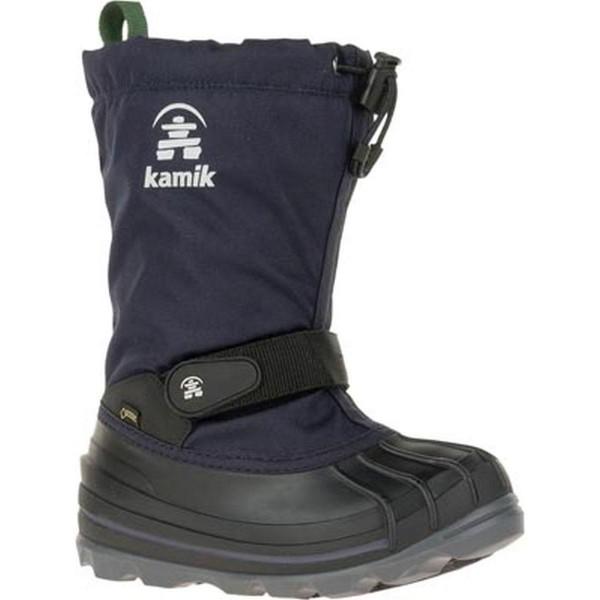 Kamik Waterbug 8G GTX Kinder Winterstiefel blau