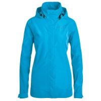 Maier Sports Altid Long Damen Regenjacke blau