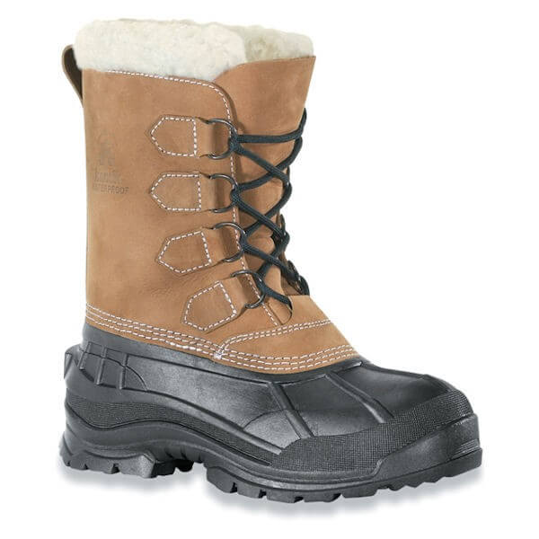 Kamik Alborg Canadian Boots Damen Winterstiefel beige