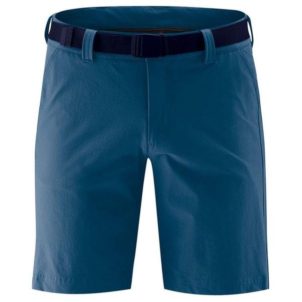 Maier Sports Nil Shorts Wanderhose kurz blau
