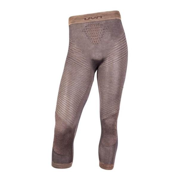 UYN Cashmere Shiny Pants Medium Funktionsunterhose braun