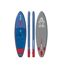 Starboard Inflatable SUP Board Widepoint Deluxe Breite 32 blau