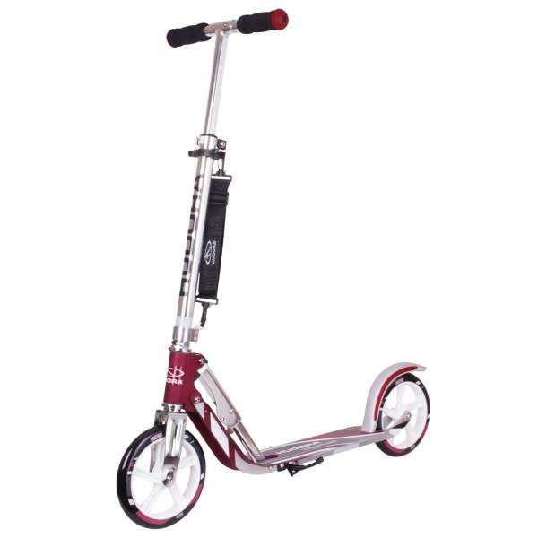Hudora Big Wheel 205 Roller Modell 2019 magenta pink silber