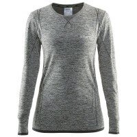 Craft Active Comfort RN LS Damen Funktionsshirt langarm grau
