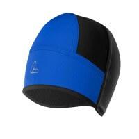 Löffler Softshell Mütze Light Funktionsmütze schwarz blau