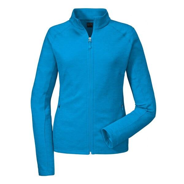 Schöffel Fleece Jacket Nagoya Damen Fleecejacke blau