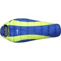 High Colorado Condor Junior Kinder Schlafsack links blau