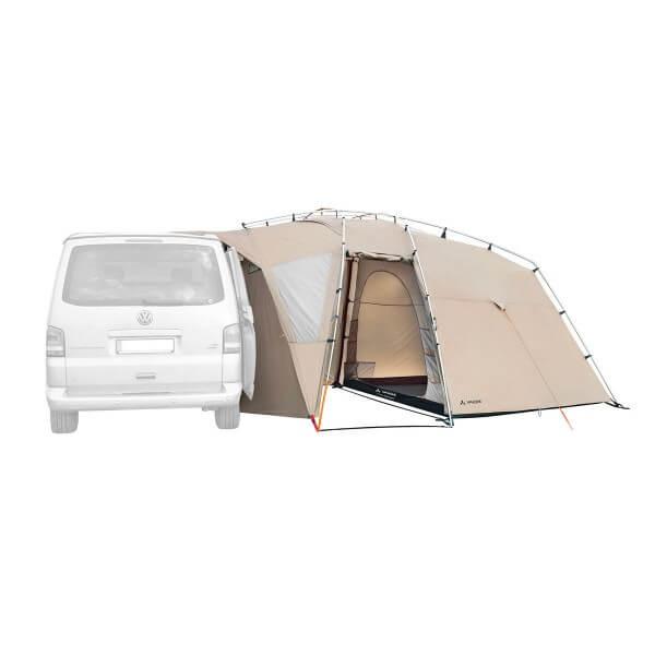 Vaude Drive Van XT 5 Personen Zelt Vorzelt für VW-Bus oder Vans sand