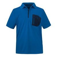 Schöffel Arizona Polo Shirt Funktionsshirt blau