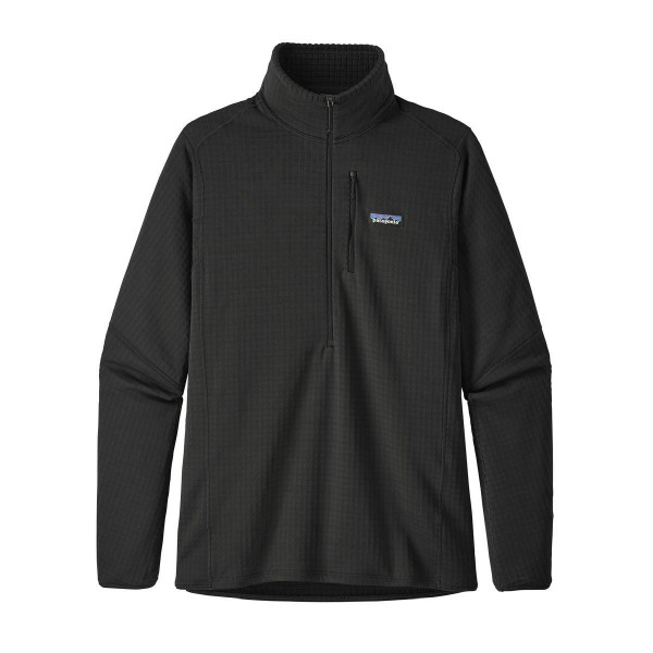 Patagonia R1 Pullover schwarz