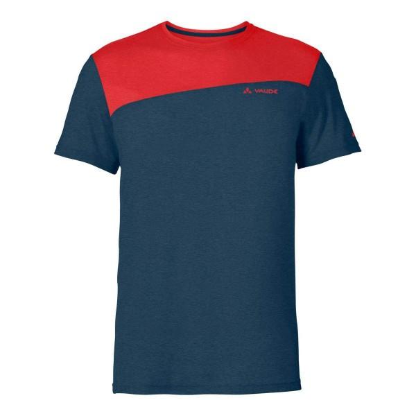 VAUDE Sveit T-Shirt Wool Funktionsshirt rot