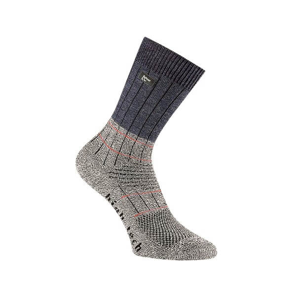 Rohner Fibre High Tech Wandersocken grau
